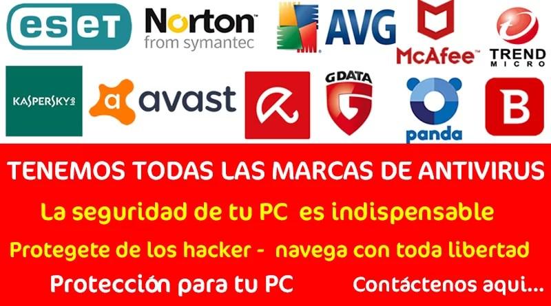 Instalación de Antivirus Ayacucho