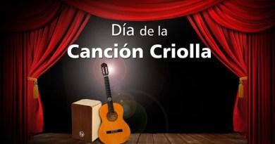 Día de la Canción Criolla 31 de Octubre festividad peruana