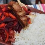 La Puca Picante picante es un plato de Ayacucho