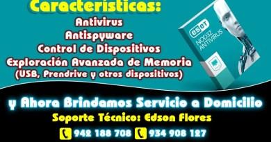 NOD32 ANTIVIRUS Ayacucho
