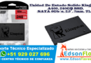 Estado Solido Kingston A400 240GB SSD