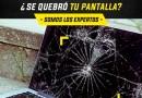 Pantalla Quebrada