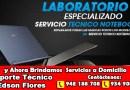 Servicios Técnico Laptops