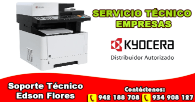 Impresoras Kyocera en Ayacucho