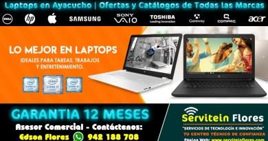 Laptops en ayacucho