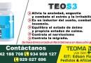 TEO S3 FRASCO DE 90 CÁPSULAS