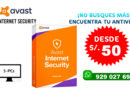 ANTIVIRUS AVAST Premium Security 2020 (1pc)