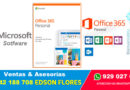 MICROSOFT OFFICE 365 Personal 1PC o Mac (1año)