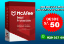 Antivirus McAfee Total Protection