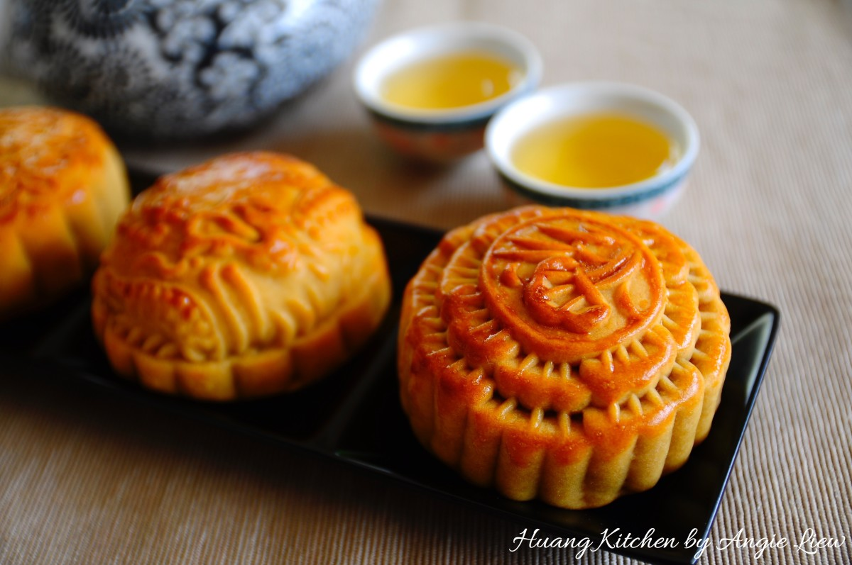 Traditional Chinese Cake Recipe