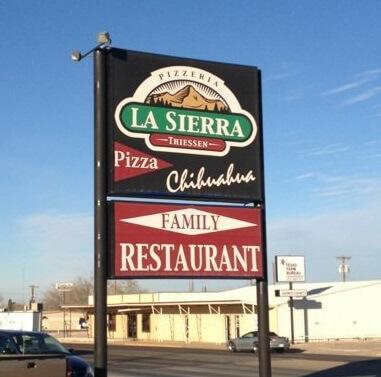 La Sierra Pizzera