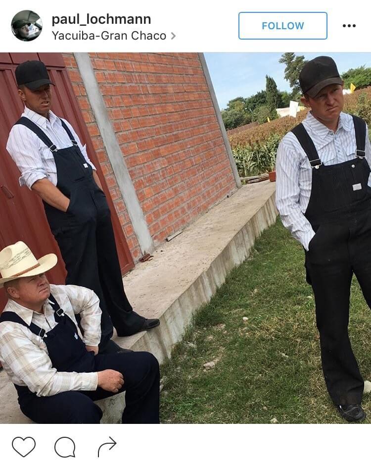 Mennonite Men - foto credit Instagram/paul_lochmann