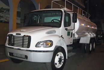 Camión Cisterna Adquirido por la Municipalidad de Huaral