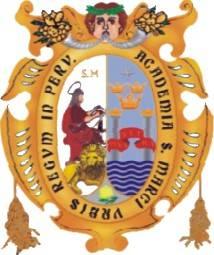 Escudo de la UNMSM