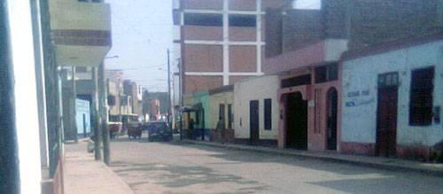 Calle la Huaquilla