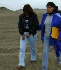 Detenida una de las integrantes de los secuestradores