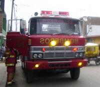 compañía de bomberos Nº 44