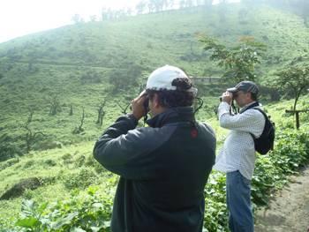 Vista de las Pampas de Animas ubicado en...