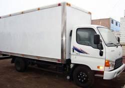 Camión furgo