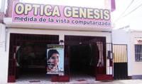 Öptica Génesis