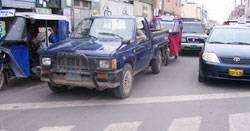 Transporte en Huaral