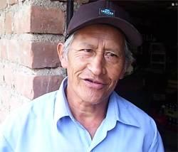 Promotor de la revocatoria en Lampian Julio Siriaco