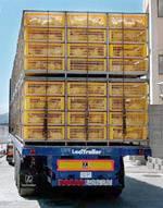 Camion de pollos