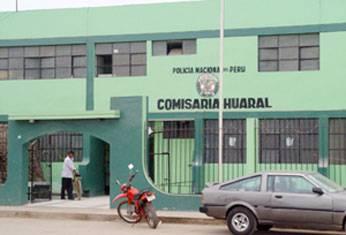 Comisaría de Huaral