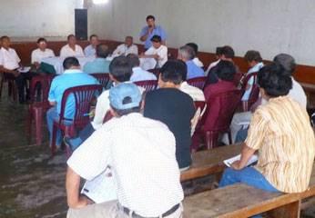 Reunión de la Comisión Ambiental