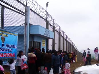 Penal de Aucallama -Huaral