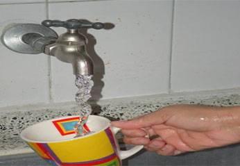 El servicio de agua potable será  durante las 24 horas.