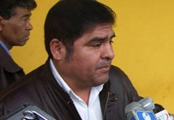 Julián Molina, regidor de la Municipalidad de Huaral