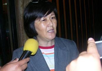 Regidora de la Municipalidad de Huaral Ana Kobayashi Kobayashi