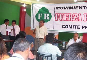 Movimiento Independiente  Fuerza Regional