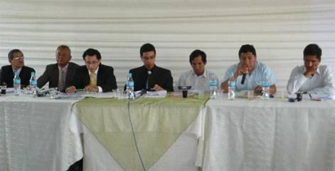 Evento en Huaral analizó las ventajas y desventajas del proceso de municipalización educativa.