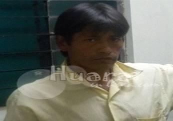 Presunto homicida, Augusto Bernuy Morales.