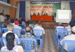 Presupuesto Participativo 2010 de Huaral.