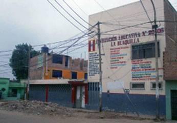 """Institución Educativa Nº 20406 – """"La Huaquilla""""."""