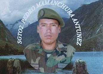 Pedro Mamanchura, llegará a Lima al promediar las siete de la noche