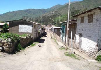 Comunidad de Pacaraos.