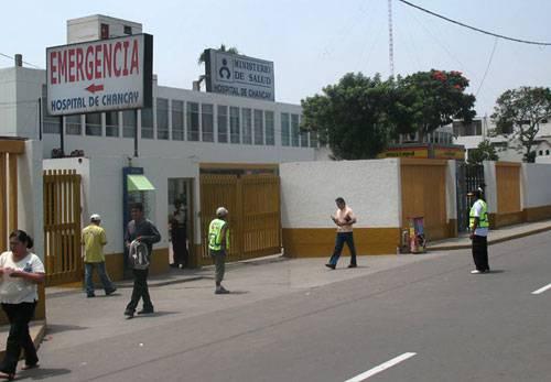 Hospital de Chancay instala módulo de atención para vigilancia de la influenza