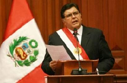 El jefe de Estado llegará a las 10:55 horas al Palacio Legislativo y a las 11:10 horas iniciará su discurso