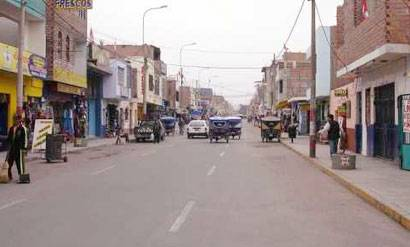 Av. Cahuas - Huaral.