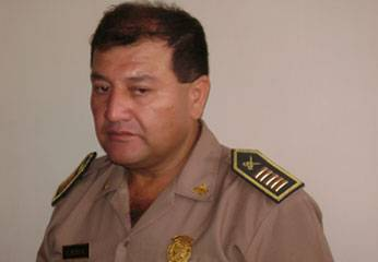 Comandante Cesar Ríos Vivanco