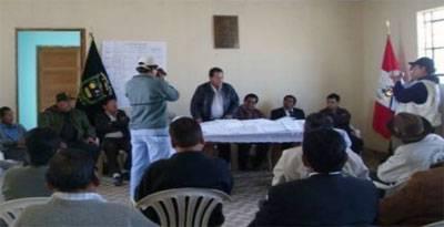 Municipio de Sumbilca aprobó expediente técnico para mejoramiento de institución educativa Nº 20434