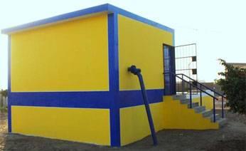 Ampliación del Sistema de Agua Potable en el Centro Poblado San Graciano