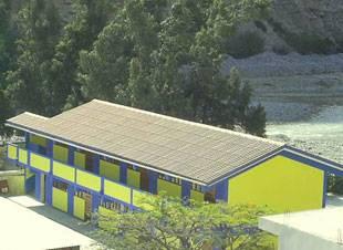 Institución educativa de Yauyos.