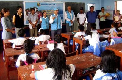 Foto archivo. Encuesta trabajo Infantil en la región Lima.