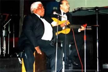 Homenaje al desaparecido cantante Arturo Zambo Cavero en Chancay.