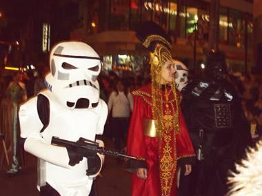 Disfraces de la guerra de la galaxia